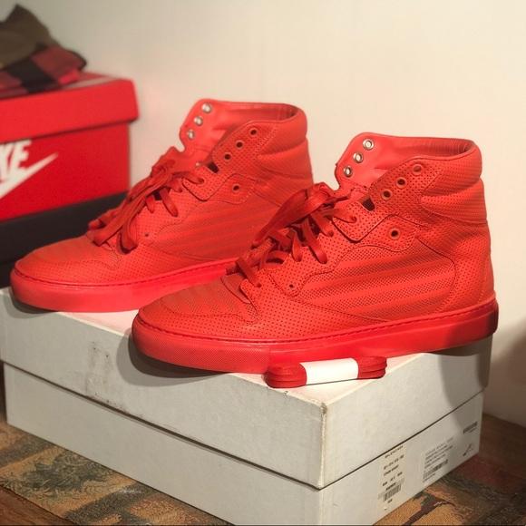 Balenciaga Sneaker Pelle S Gomm